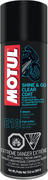 Motul Shine & Go Spray