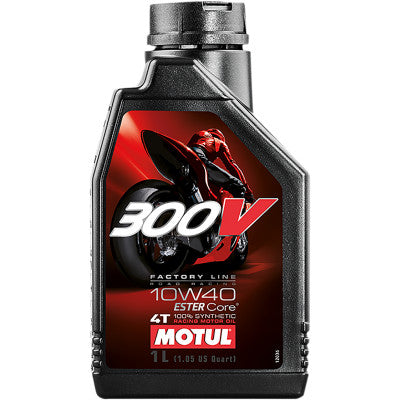 Motul 300V Synthestic Ester Oil
