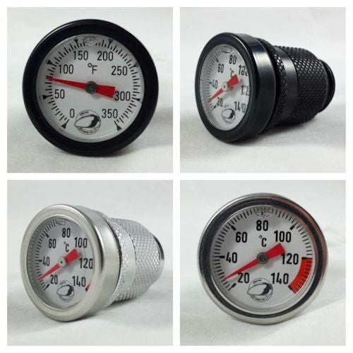 New Bonneville Oil Pressure Gauge