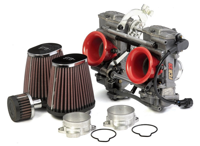 Keihin FCR 39mm Carbs for Triumph