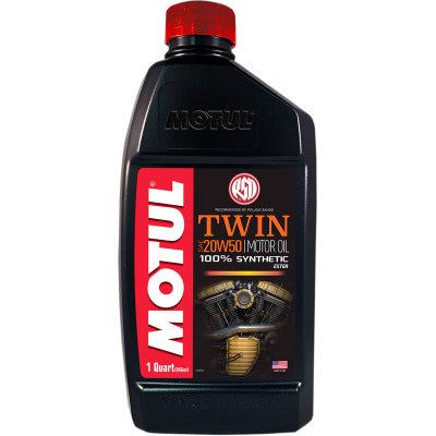 Motul Twin Syn Motor Oil