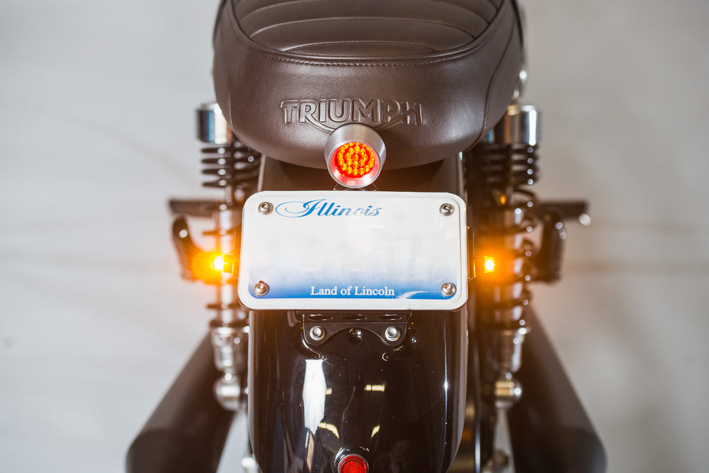Analog Retro Lighting Kit for Triumph Bonneville models (T120)