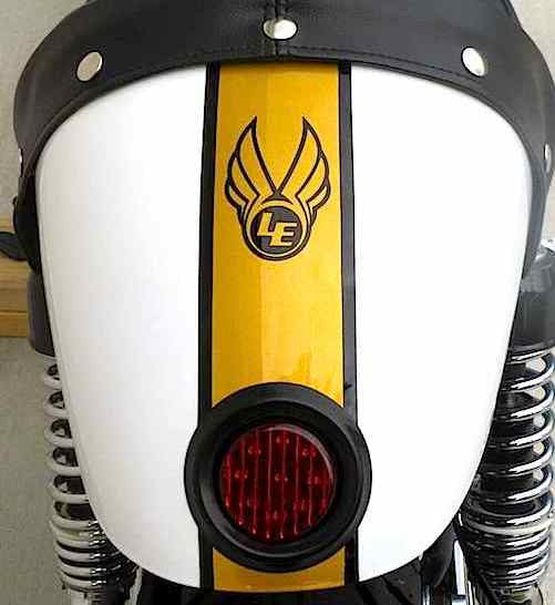 Lossa l.e.d. tail light