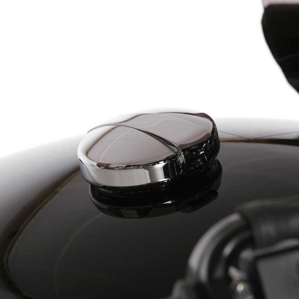 British Customs Mock Monza Gas Cap