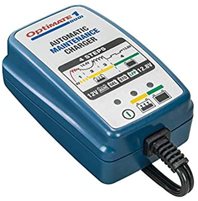 Optimate 1 Duo Battery Charger/Maintainer
