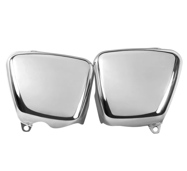 Motone Aluminum Triumph side cover covers