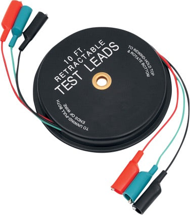 Retractable Test Leads