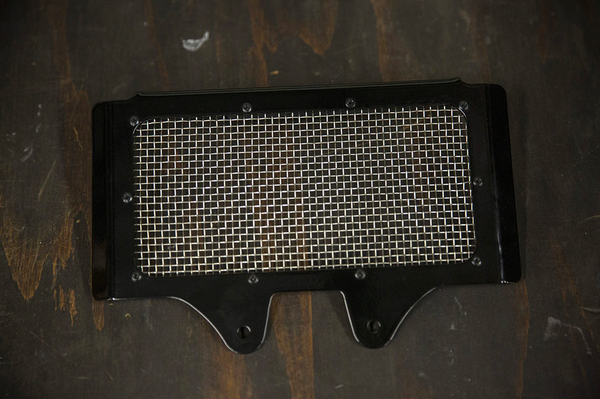 Roland Sands Design BMW oil cooler cover