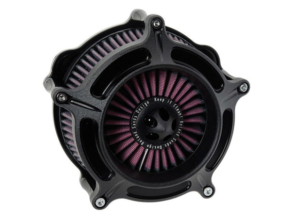 RSD Turbine Air Cleaner for Harley