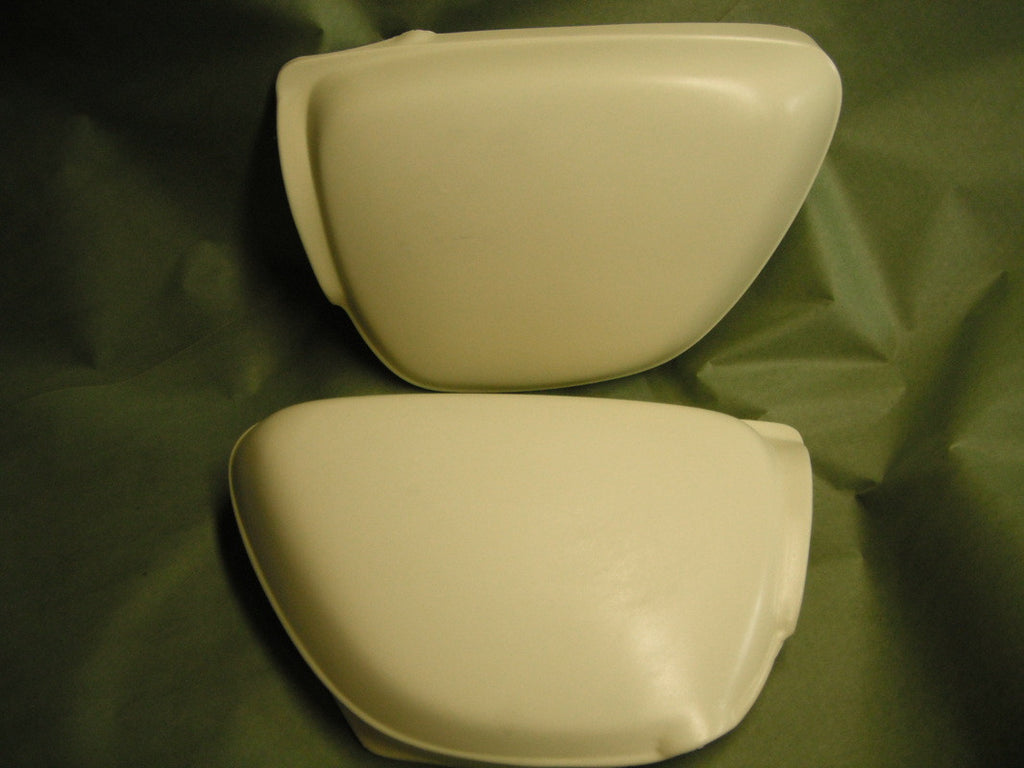 Side covers that fit CB500/ 550's