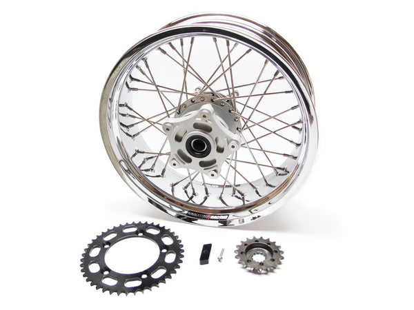 canyon motorcycles tt custom wide rear wheel kit  u2013 lossa
