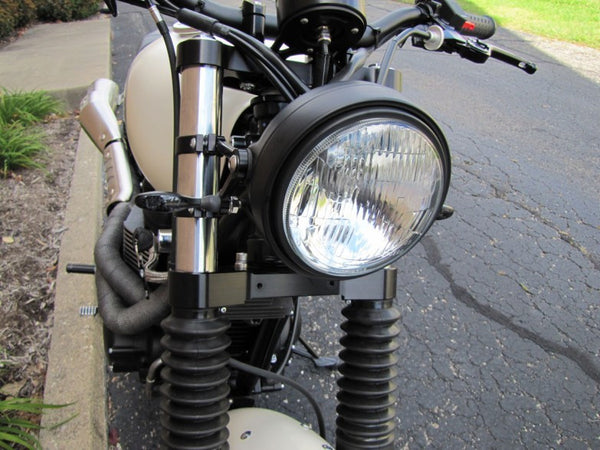 LSL Triple Tree Kit for Triumph Scramblers