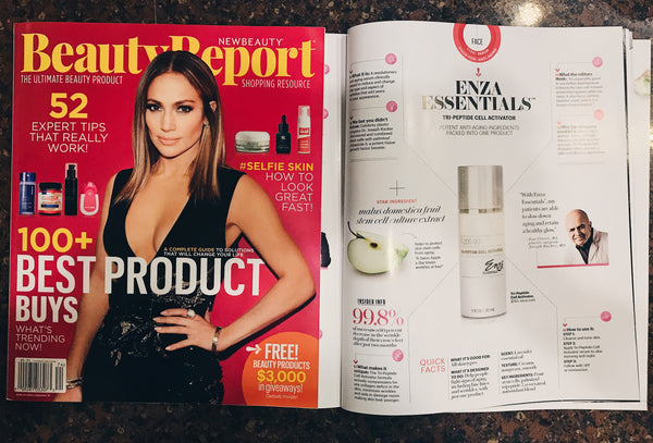 NewBeauty BeautyReport Tri-Peptide Cell Activator