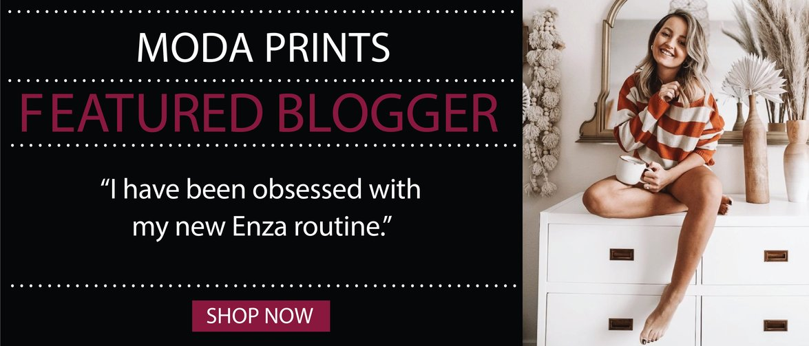Enza Essentials Featured Blogger Jennifer Belle de Couture