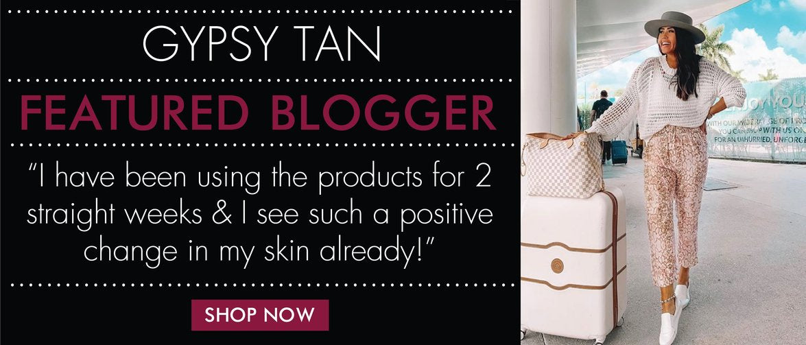 The Glossy Lemon Featured Blogger