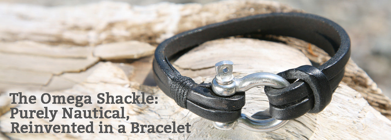OZ Nautical Shackle Bracelets