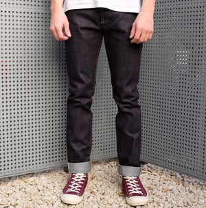 "BIG JOHN - 23OZ. ""TOUGH JEANS"" SLIM TAPERED"