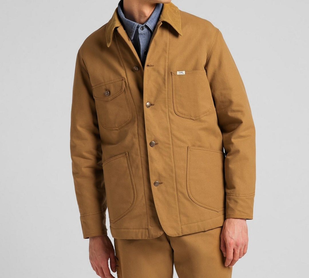 LEE101 - 70'S LINED LOCO JACKET IN DRY