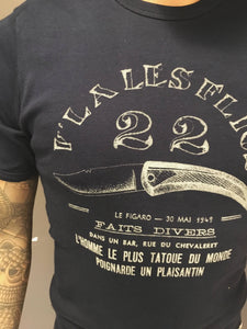 French Made T-shirt for men