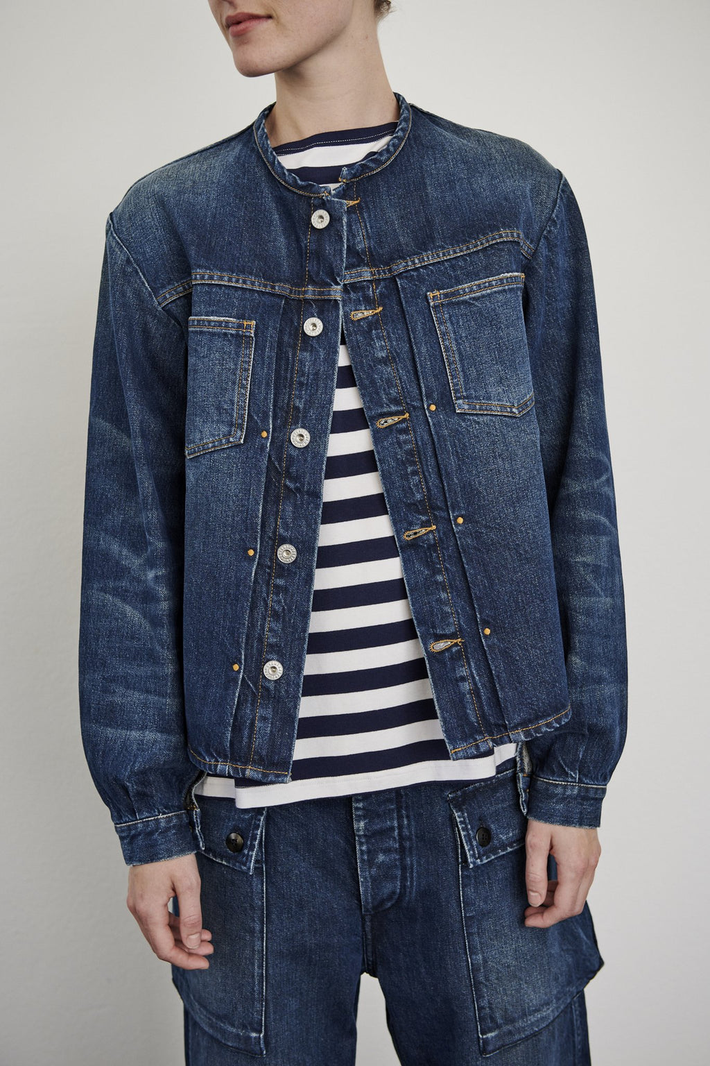 PEPPINOPEPPINO JEANS - TYPE 16 -W JACKET