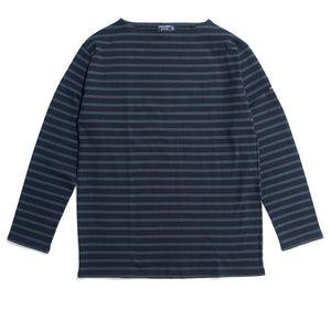 SAINT JAMES - GUILDO R UNISEX BRETON STRIPE BLOUSE