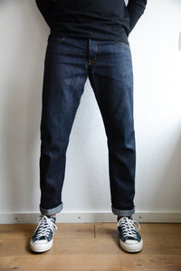 DYEMOND GOODS - ST01 JEANS 13,5 OZ. / DEEP INDIGO