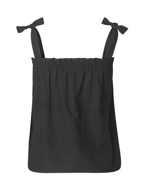 Gritt & Borris Grethe Top / Black