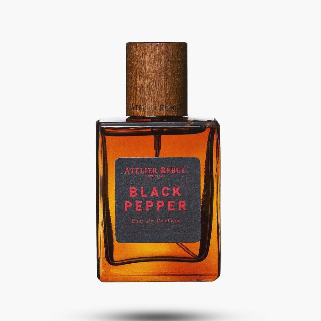 ATELIER REBUL - BLACK PEPPER EAU DE PARFUM 50 ML