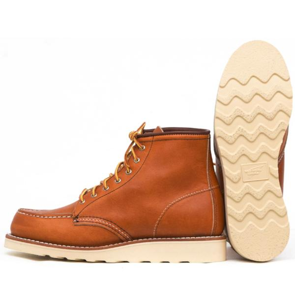 Red Wing 6-INCH Moc-Toe / No. 3375 - Women