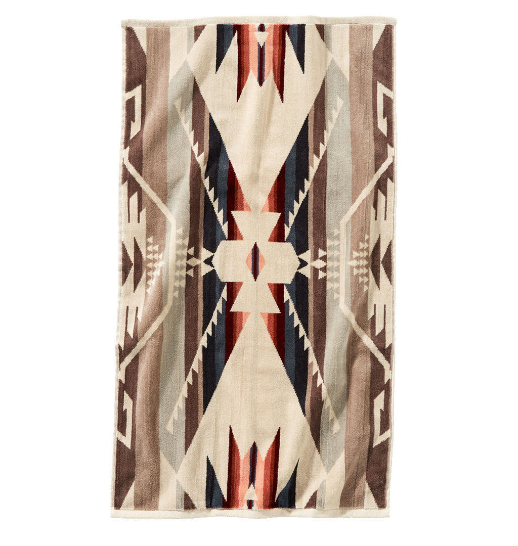 PENDLETON -WHITE SANDS HAND TOWEL