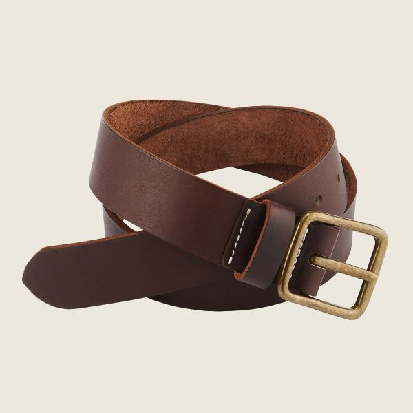 Red Wing - RED WING LEATHER BELT / Amber (Mens)