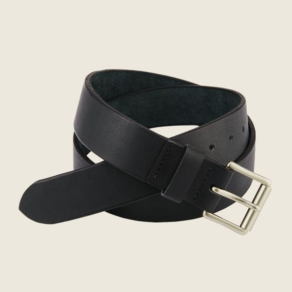 Red Wing - RED WING LEATHER BELT / Black (Mens)