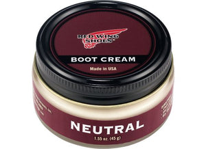 Red Wing NEUTRAL - BOOT CREAM