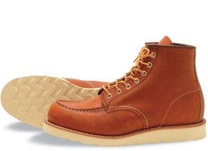 Red Wing Classic Moc Toe / No. 875