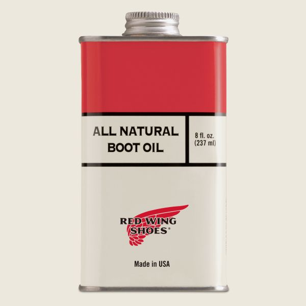 RED WING - ALL NATURAL BOOT OIL