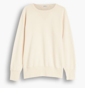 Levi´s Vintage Clothing Bay Meadows Crewneck Double Cream