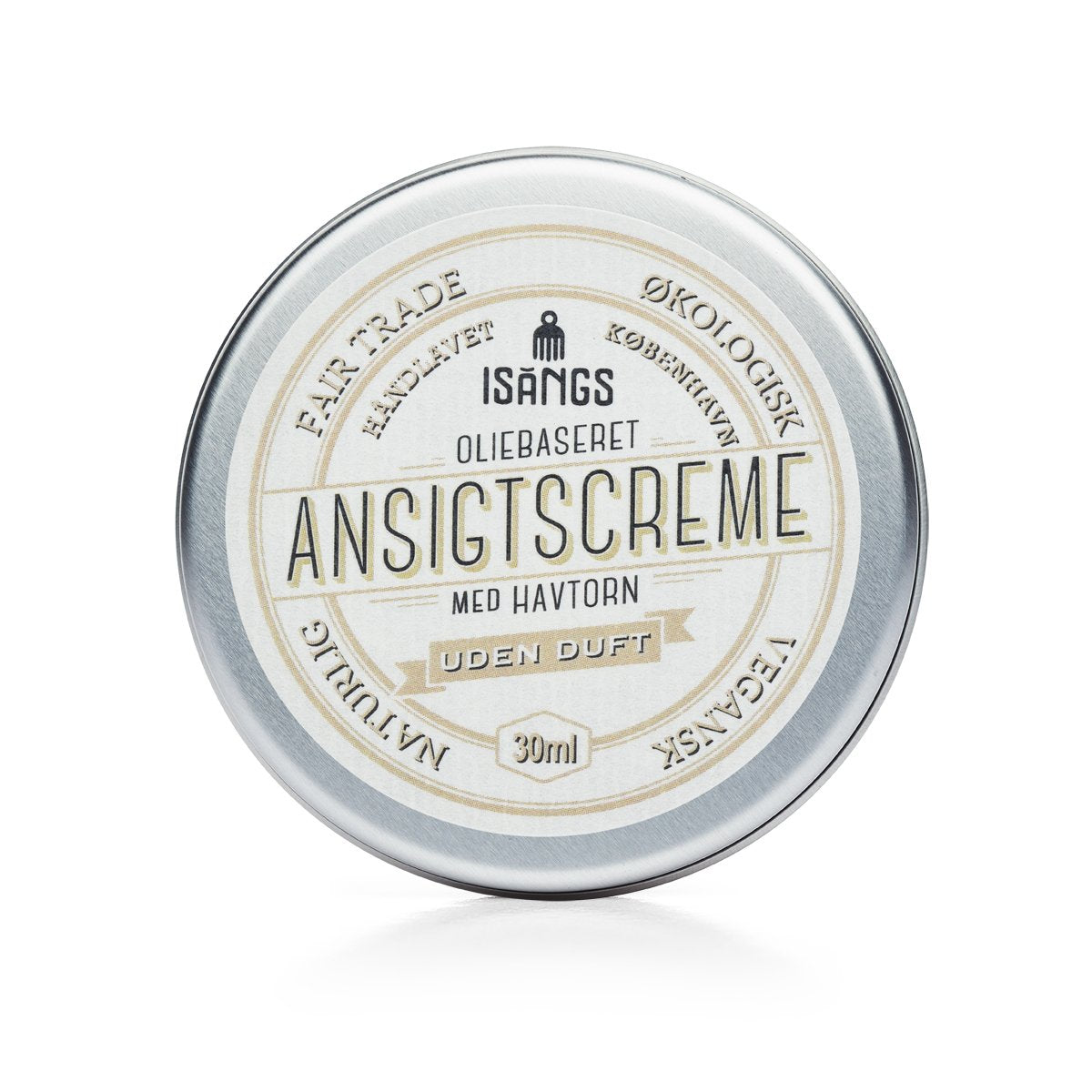 ISANGS - FACIAL CREAM UNSCENTED