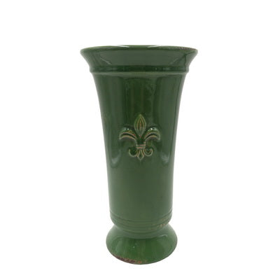 VASE  FOOTED 14''