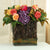 ELIZABETHAN TOPIARY (DP614-MI) - Winward Home silk flower arrangements