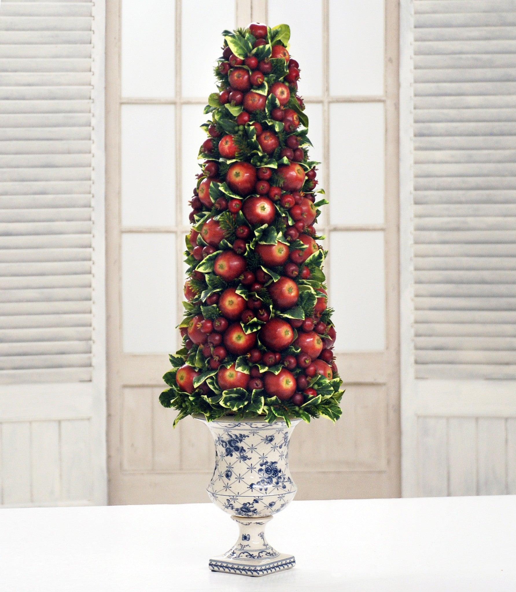 APPLE BERRY HOLIDAY CONE DP793 BUGR