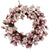 JAPANESE MAGNOLIA WREATH 24""