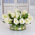HYACINTH WATER GARDEN (WHD058-WH) - Winward Home faux floral arrangements