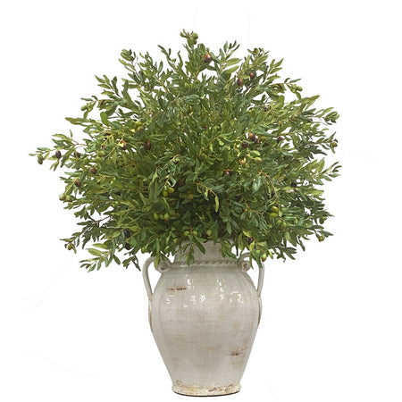 OLIVE LEAF ARRANGEMENT 45''