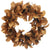 MAGNOLIA GOLD LEAF WREATH 30""
