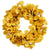 ASPEN LEAF WREATH 24""