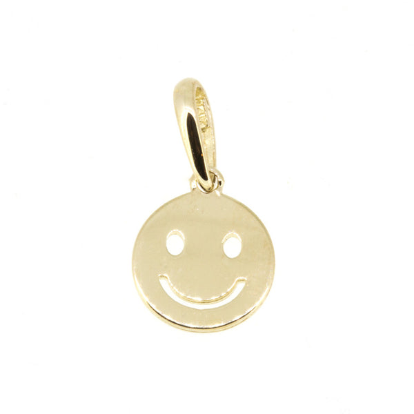 Smiley Face Charm