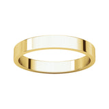 Classic Flat Band 3mm
