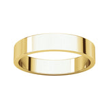 Classic Flat Band 4mm