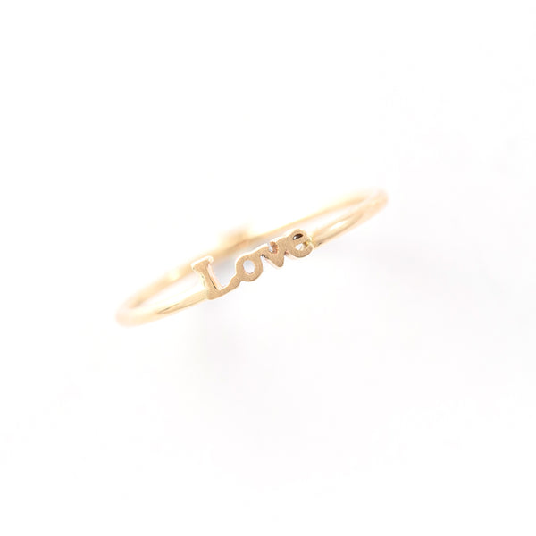 Love Whisper Ring