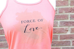 Force of Love Tank